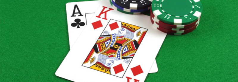 online blackjack spelen in casino